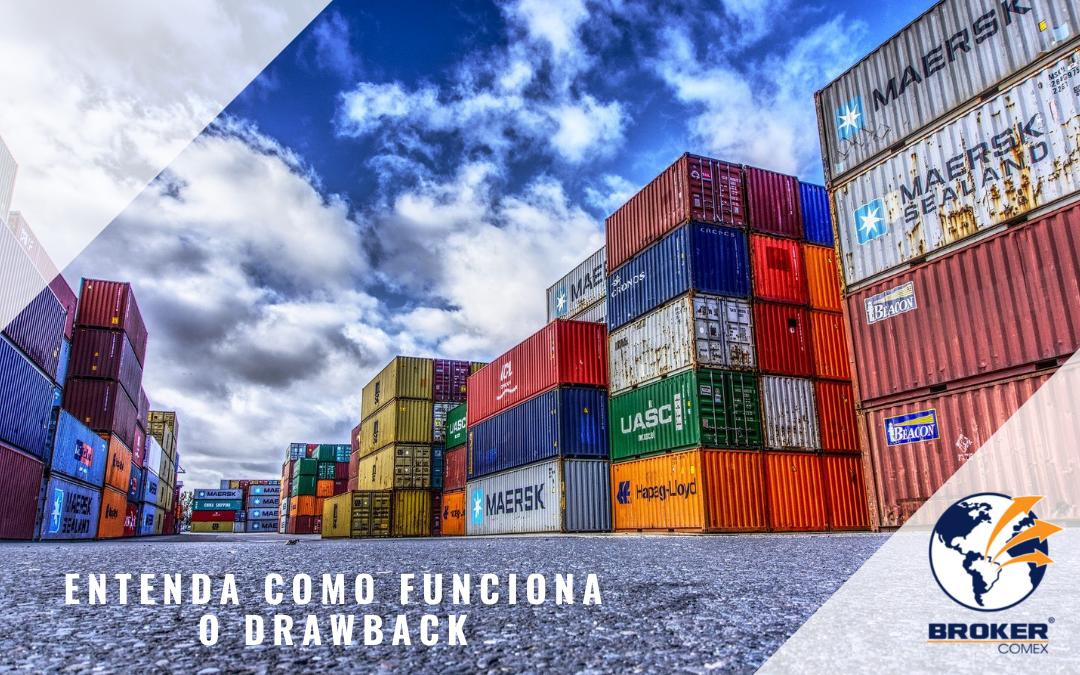 Drawback: incentivo à exportação