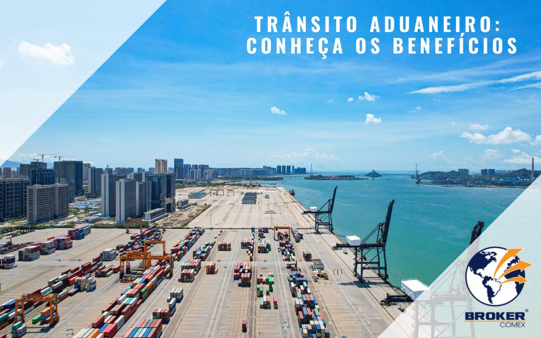 Trânsito Aduaneiro: veja o que é e como obter esse regime de transporte de carga