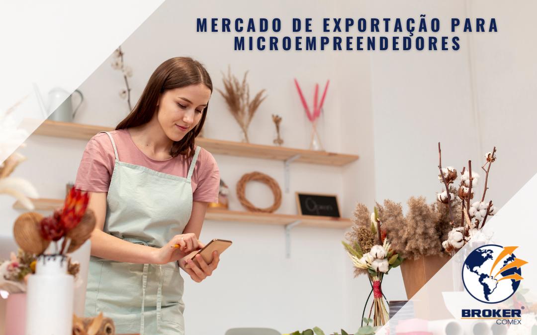 Micro e pequenas empresas também têm vez no mercado exterior
