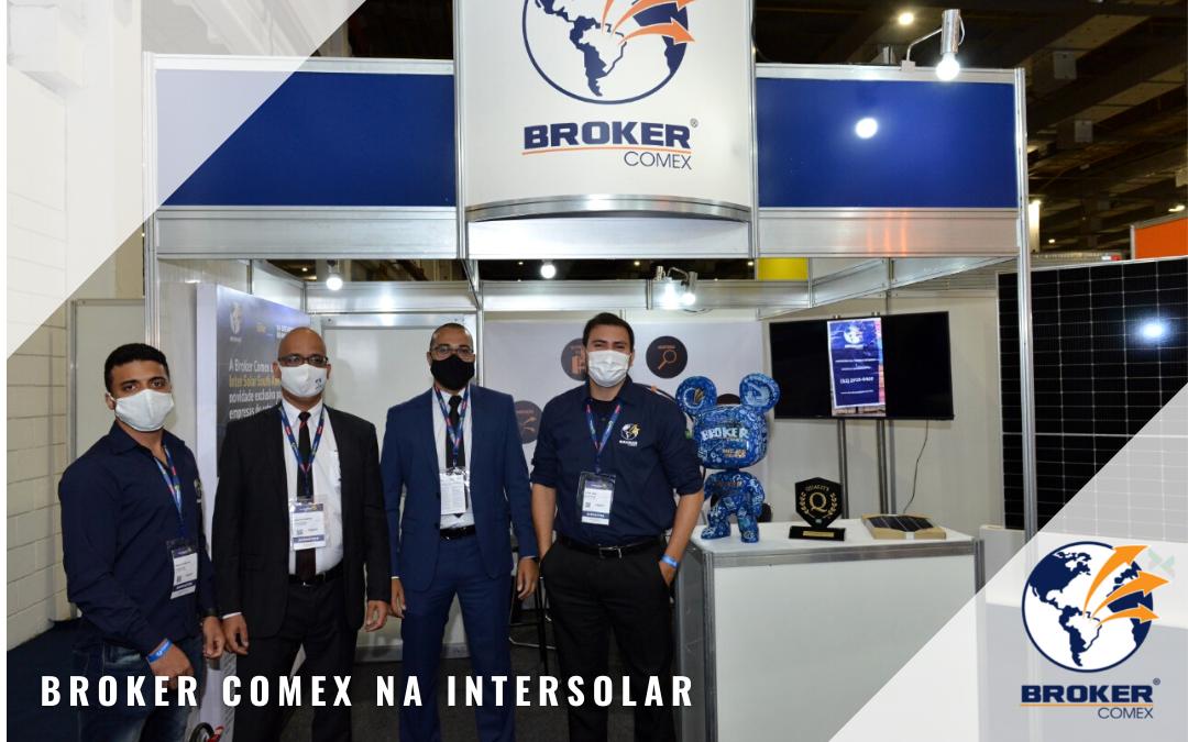 Broker Comex participa da Intersolar South America 2021